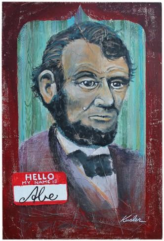 Abe 2013 12 x 18