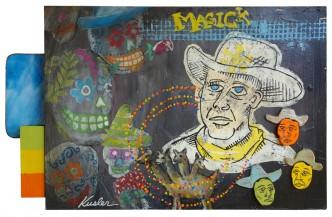Magick 2012 23 x 12