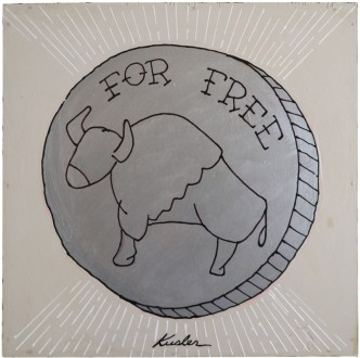 For Free (Shine) 2016 12 x 12